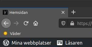 Linux-och-Firefox-med-mörkt-tema