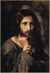 Bild på Jesus